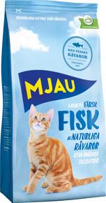 Fisk Torrfoder för katt