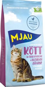 Torrfoder Köttsmak för katt