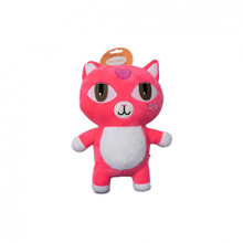 Dog Toy Pink Cat