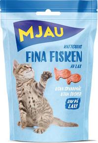Fina Fisken Kattgodis