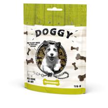 Promenadgodis med nötkött för hund