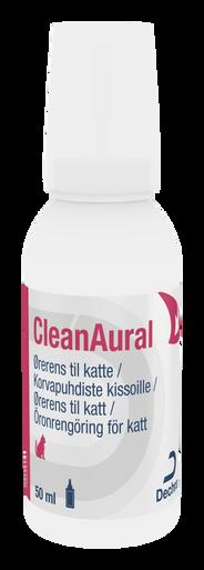 CleanAural Cat - Flaska 50 ml