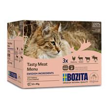 Multibox Kött i gelé för katt