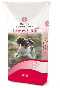 Lamm & Ris Aktiv Hundfoder