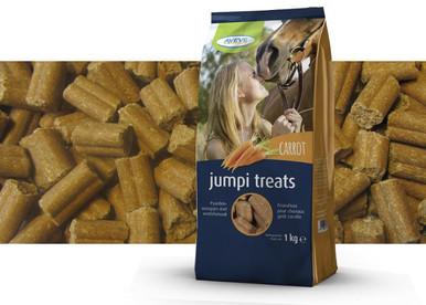 Jumpi Treats - Carrot