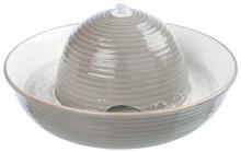 Vattenfontän i keramik