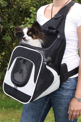Magväska för katt och hund