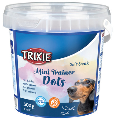Soft Snack Mini Dots godismix för hund
