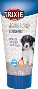 Leverpaté Junior i tub för valp