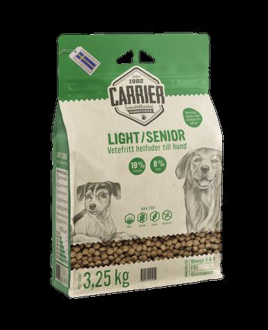 Light/Senior Hundfoder