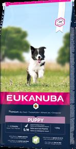 Dog Puppy & Junior Small/Medium Lamb & Rice