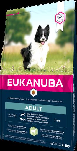 Dog Adult Small/Medium Lamb & Rice