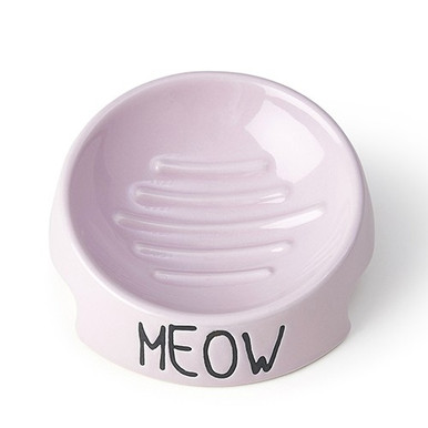 Meow Inverted Bowl