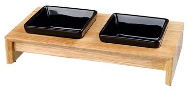Matbar keramik/trä