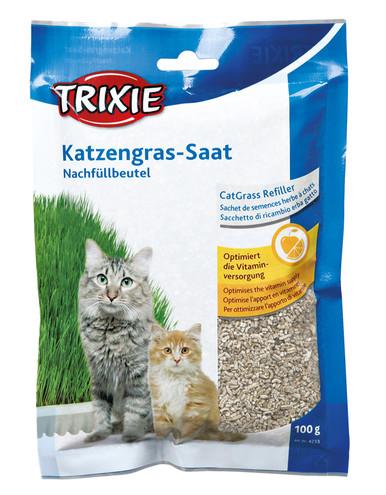 Kattgräs Refill Vitaminberikat - 100 g