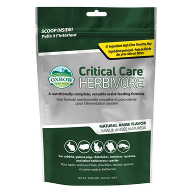 Critical Care Anis - 454 g