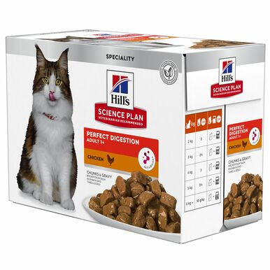 Perfect Digestion Adult Våtfoder för Katt