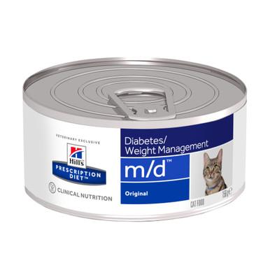 Prescription Diet m/d GlucoSupport våtfoder för katt