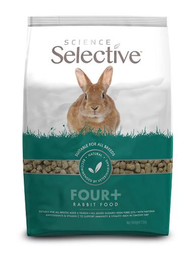 Rabbit Four+ Foder