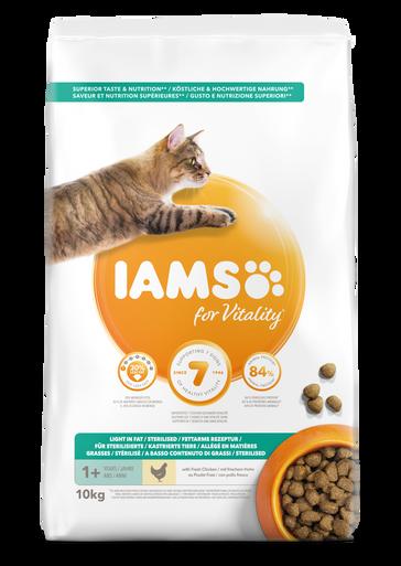 Cat Adult Sterilised - 10 kg