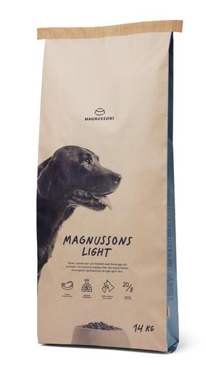 Light, Hundfoder - 14 kg