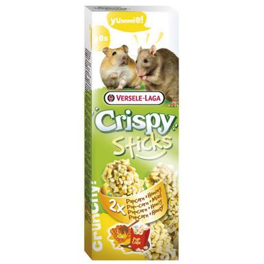 Kräcker Hamster/Råtta med Popcorn & Honung