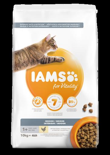 Cat Adult Indoor - 10 kg