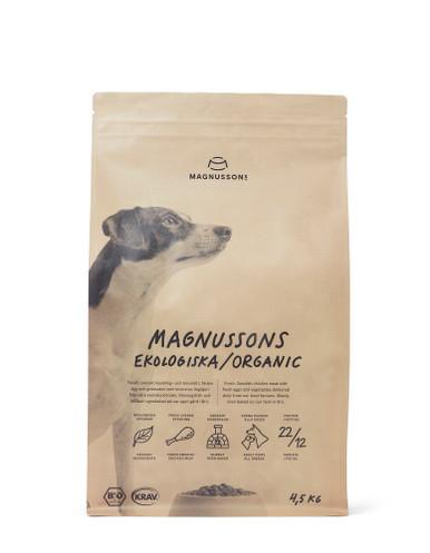 Ekologiskt Hundfoder
