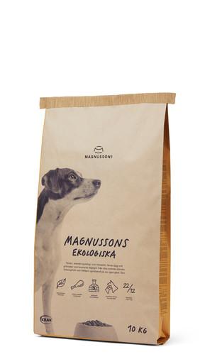 Ekologiskt Hundfoder - 10 kg