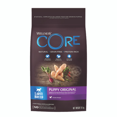 Core Dog Puppy Large Breed - 16 kg