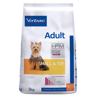 Adult Dog Small &Toy - 3 kg