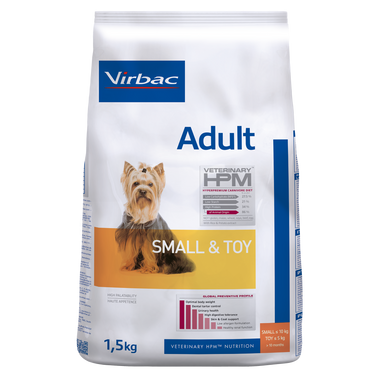Adult Dog Small &Toy - 1