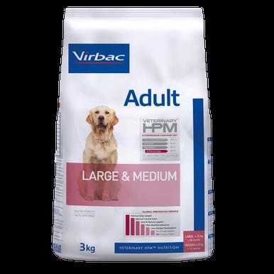 Adult Dog Large & Medium