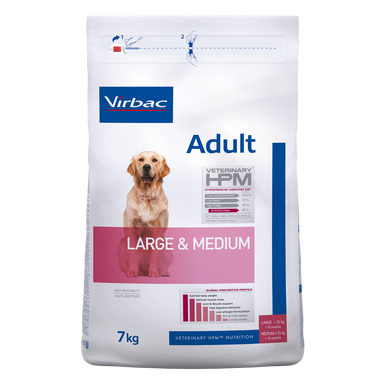 Adult Dog Large & Medium - 7 kg