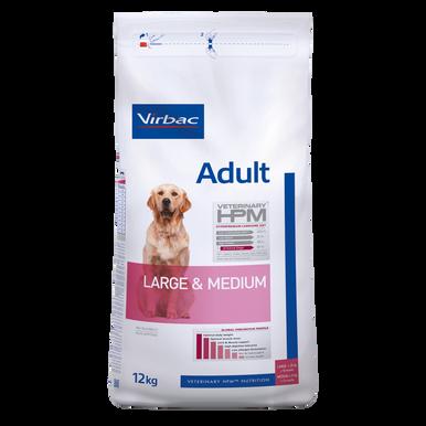 Adult Dog Large & Medium - 12 kg