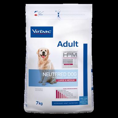 Adult Neutered Dog Large & Medium - 7 kg