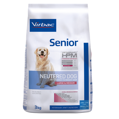 Senior Neutered Dog Large & Medium