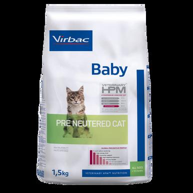 Baby Cat Pre Neutered