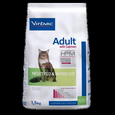 Adult Cat Salmon - 7 kg