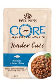 Cat TC pouch Tuna in Gravy
