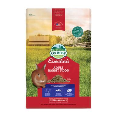 Kaninpellets för vuxna kaniner - 4,5 kg