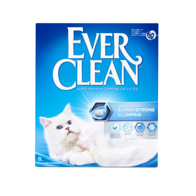 Extra Strong Unscented kattsand
