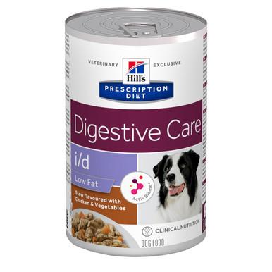 Prescription Diet Canine i/d Low Fat Stew Chicken & Vegetables