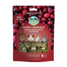 Ugnsbakat godis med tranbär