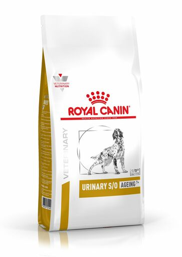 Veterinary Diets Dog Urinary S/O Ageing