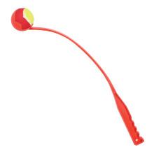 Kastarm med tennisboll