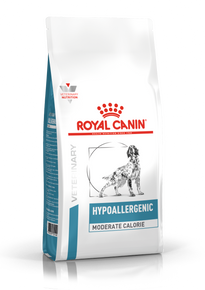 Veterinary Diets Derma Hypoallergenic Moderate Calorie