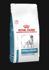 Veterinary Diets Derma Hypoallergenic Moderate Calorie