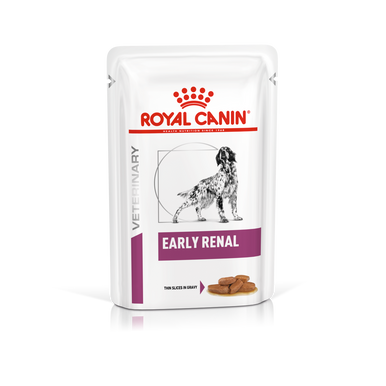 Veterinary Diets Vital Early Renal in Gravy Pouch
