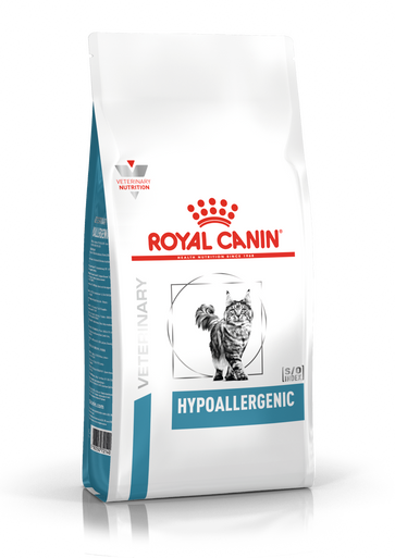 Veterinary Diets Derma Hypoallergenic Cat